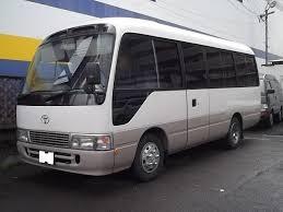 Coaster Bus Airport Jamaica  Groups