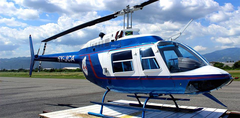 Helicopter Transfers