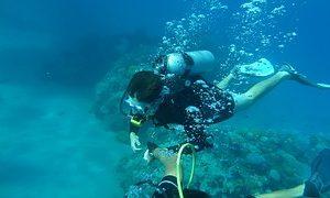 scuba diving negril