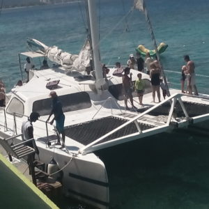 Catamaran montego bay to Negril catamaran Tours