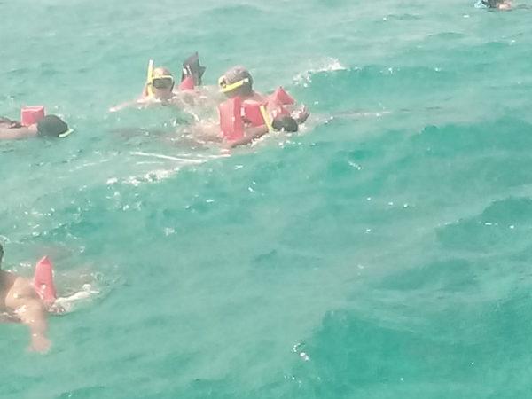 negril Snorkel jamaica