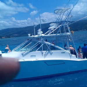 8 hour fishing in Falmouth jamaica