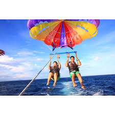 parasailing jamaica Royalton Montego bay